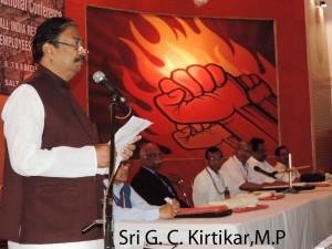 Sri G C Kirtikar